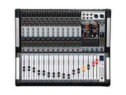 Westa - WP-12PS 12 Kanal 2x500W Power Mikser