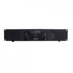 Mcs - WS-2000 Power Amfi