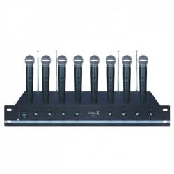 Intro-X - X 36 INTRO-X 8 El VHF Telsiz Seti