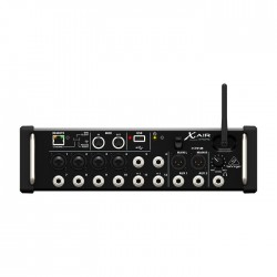 Behringer - X Air XR12 Kablosuz Dijital Mikser 12 Kanal 2 Aux