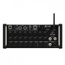 Behringer - X Air XR18 Kablosuz Dijital Mikser 18 Kanal 6 Aux