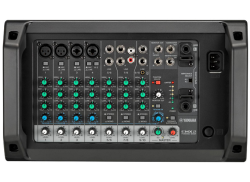 Yamaha - Yamaha EMX-2 10 Kanal Küp Power Mixer Analog