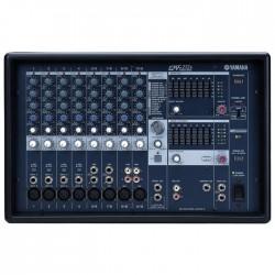 Yamaha - EMX 212S 400 Watt 12 Kanal Amfili Mikser