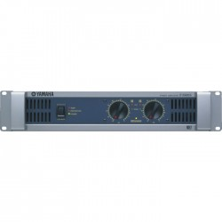 Yamaha - P 3500SA 900 Watt Power Amfi