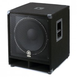 Yamaha - SW 115 VE 1000 Watt 15 inç Pasif Subbass