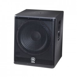 Yamaha - DSR 118W 1020 Watt 18 inç Aktif Subbass