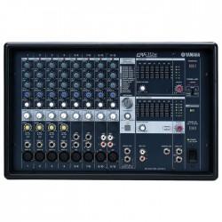 Yamaha - EMX 312SC 600 Watt 12 Kanal Amfili Mikser