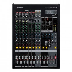 Yamaha - MGP12X 12 Kanal Deck Mikser