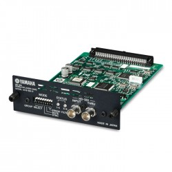 Yamaha - MY8-SDI-D Ek HD-SDI Kartı