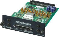 Yamaha - Yamaha MY8DA96 - 8 Kanal Analog Output Kart