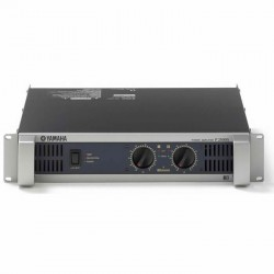 Yamaha - P 2500SA 620 Watt Power Amfi