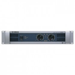 Yamaha - P 5000SA 1400 Watt Power Amfi
