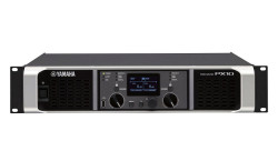 Yamaha - Yamaha PX10 2x 1000 Watt 8 ohm Digital Power Amfi