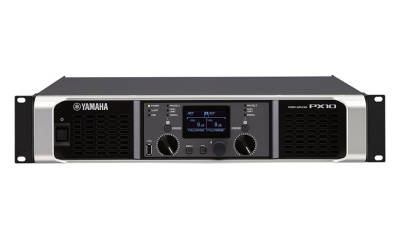 Yamaha PX10 2x 1000 Watt 8 ohm Digital Power Amfi