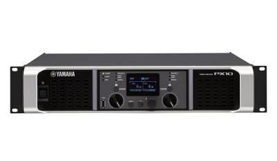 Yamaha PX10 2x1000 Watt 8 ohm Digital Power Amfi
