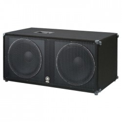Yamaha - SW 218 VE 2400 Watt 2x18 Pasif Subbass
