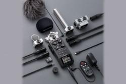 Zoom - H6 Çok amaçlı protatif el kayıt cihazı